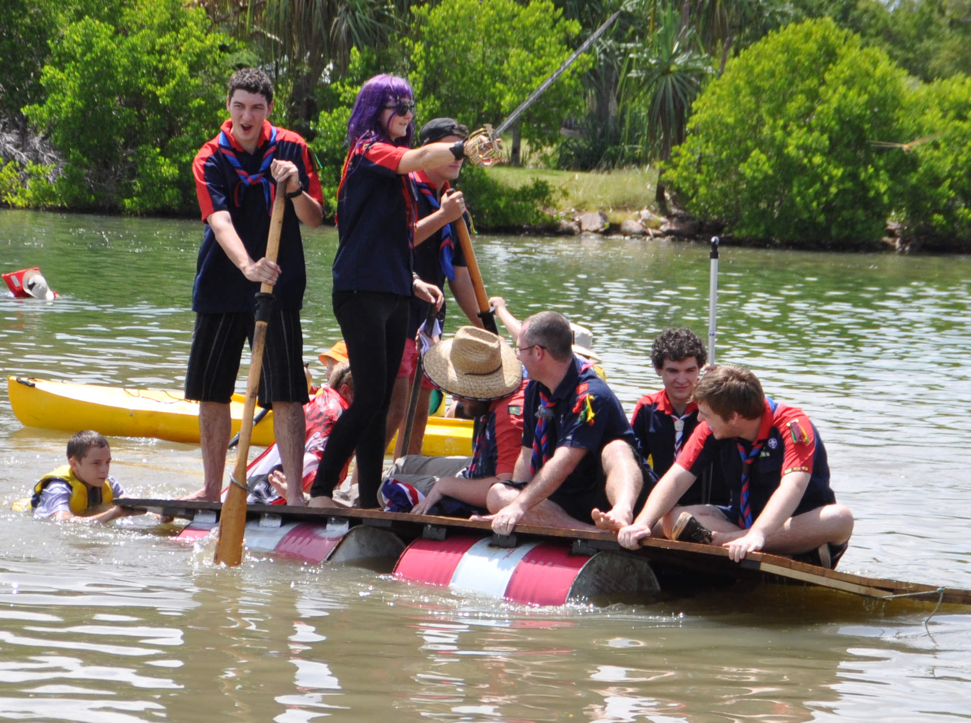 Scouts Australia - NT Branch - Rovers